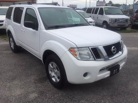 2011 Nissan Pathfinder for sale at Marvin Motors in Kissimmee FL