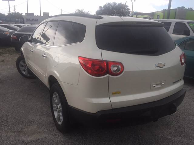 2011 Chevrolet Traverse Lt 4dr Suv W 2lt In Kissimmee Fl