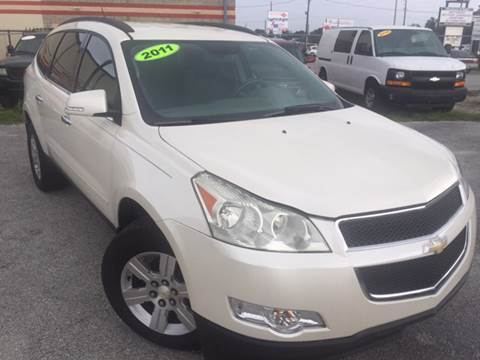 2011 Chevrolet Traverse for sale at Marvin Motors in Kissimmee FL