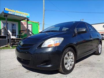 2008 Toyota Yaris for sale at Marvin Motors in Kissimmee FL