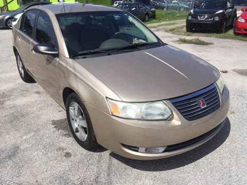 2006 Saturn Ion for sale at Marvin Motors in Kissimmee FL