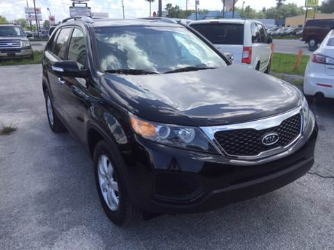 2013 Kia Sorento for sale at Marvin Motors in Kissimmee FL