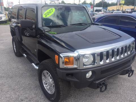 2006 HUMMER H3 for sale at Marvin Motors in Kissimmee FL