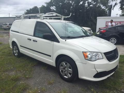 2013 RAM C/V for sale at Marvin Motors in Kissimmee FL
