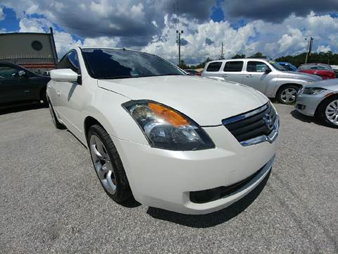 2009 Nissan Altima for sale at Marvin Motors in Kissimmee FL