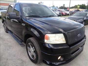 2008 Ford F-150 for sale at Marvin Motors in Kissimmee FL
