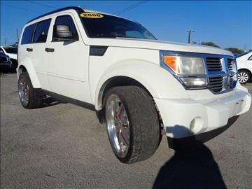 2008 Dodge Nitro for sale at Marvin Motors in Kissimmee FL