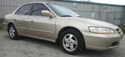 2000 Honda Accord for sale at Marvin Motors in Kissimmee FL