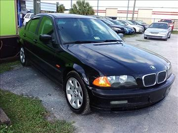 2001 BMW 3 Series for sale at Marvin Motors in Kissimmee FL