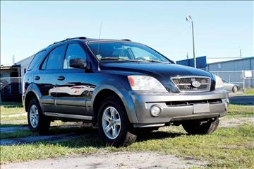 2004 Kia Sorento for sale at Marvin Motors in Kissimmee FL