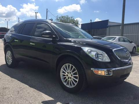 2011 Buick Enclave for sale at Marvin Motors in Kissimmee FL