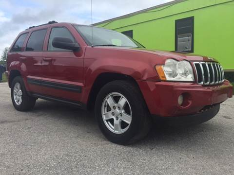 2006 Jeep Grand Cherokee for sale at Marvin Motors in Kissimmee FL