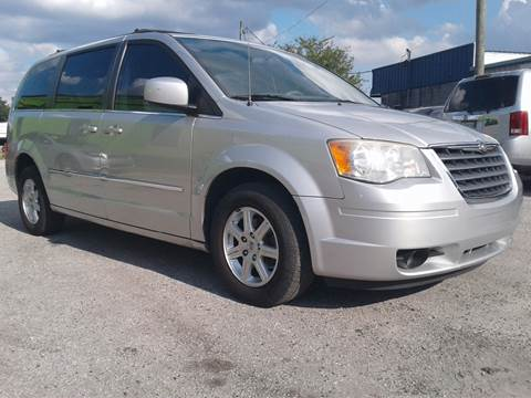 2010 Chrysler Town and Country for sale at Marvin Motors in Kissimmee FL
