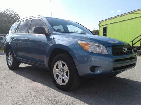 2008 Toyota RAV4 for sale at Marvin Motors in Kissimmee FL