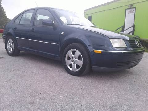 2004 Volkswagen Jetta for sale at Marvin Motors in Kissimmee FL