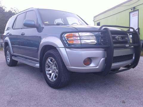2004 Toyota Sequoia for sale in Kissimmee, FL