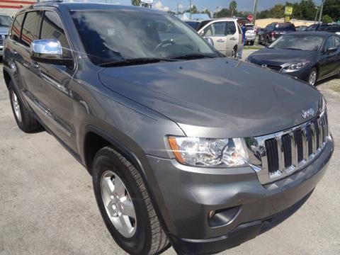 2012 Jeep Grand Cherokee for sale at Marvin Motors in Kissimmee FL