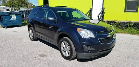 2015 Chevrolet Equinox for sale at Marvin Motors in Kissimmee FL