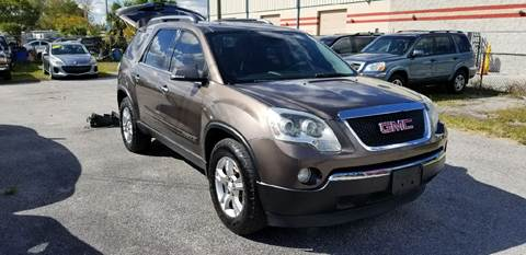 2008 GMC Acadia for sale at Marvin Motors in Kissimmee FL