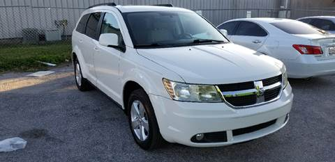 2010 Dodge Journey for sale at Marvin Motors in Kissimmee FL