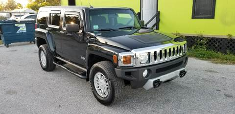 2009 HUMMER H3 for sale at Marvin Motors in Kissimmee FL