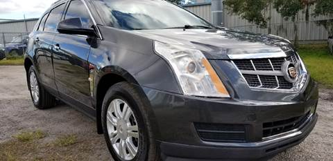 2011 Cadillac SRX for sale at Marvin Motors in Kissimmee FL