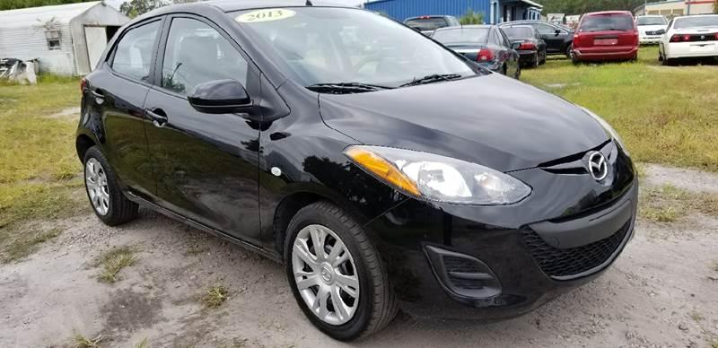 2013 Mazda MAZDA2 for sale at Marvin Motors in Kissimmee FL