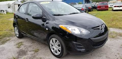 2013 Mazda MAZDA2 for sale at Marvin Motors in Kissimmee FL