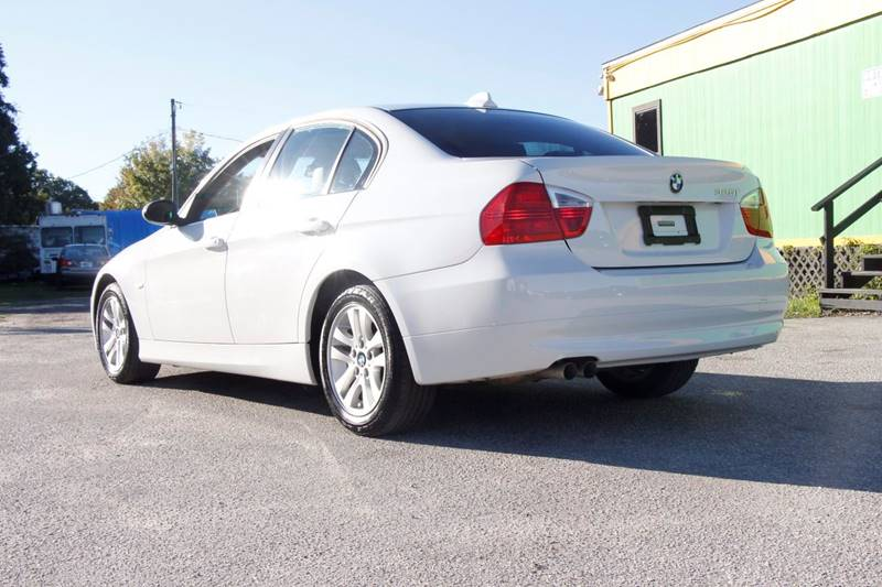 2006 BMW 3 SERIES 325I 4DR SEDAN white internet cash special guaranteed financing avia