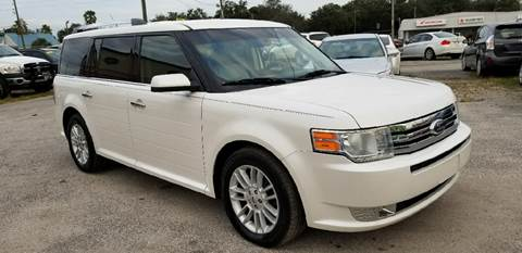 2010 Ford Flex for sale at Marvin Motors in Kissimmee FL