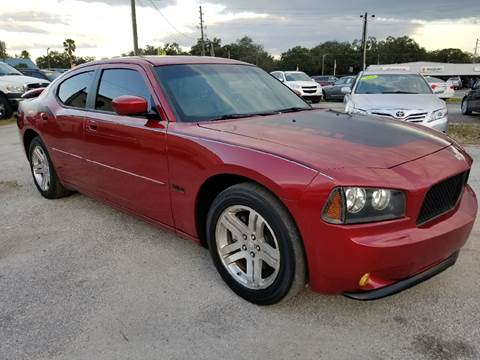 2007 Dodge Charger for sale at Marvin Motors in Kissimmee FL