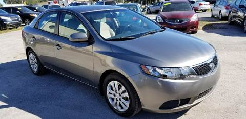 2012 Kia Forte for sale at Marvin Motors in Kissimmee FL