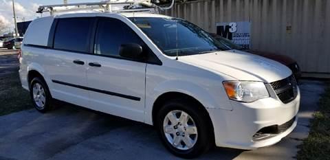 2012 RAM C/V for sale at Marvin Motors in Kissimmee FL