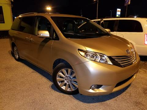 2013 Toyota Sienna for sale at Marvin Motors in Kissimmee FL