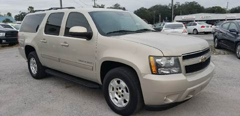 2009 Chevrolet Suburban for sale at Marvin Motors in Kissimmee FL