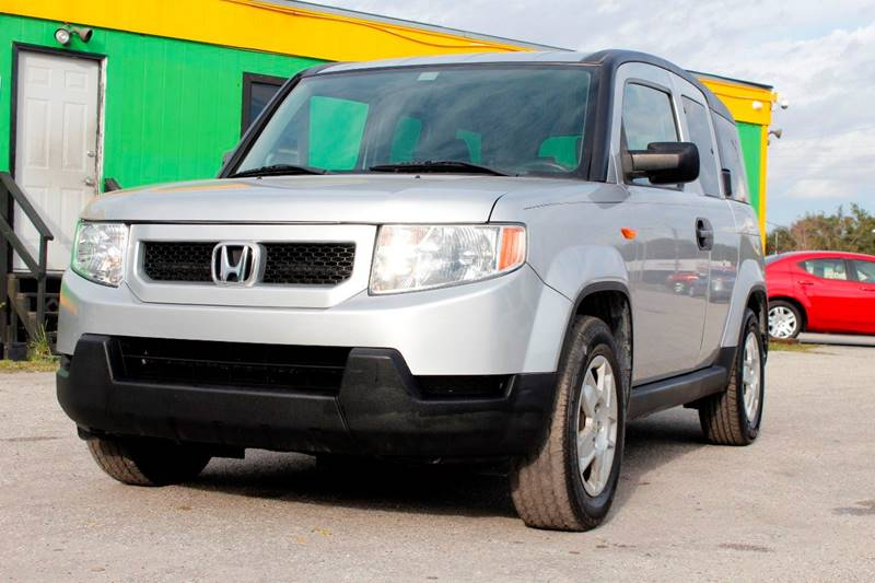 2010 HONDA ELEMENT LX gray internet cash special guaranteed financing avialible i