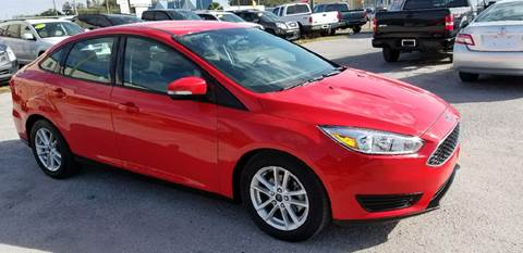 2016 Ford Focus for sale at Marvin Motors in Kissimmee FL