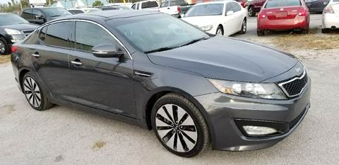2011 Kia Optima for sale at Marvin Motors in Kissimmee FL
