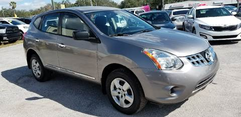 2013 Nissan Rogue for sale at Marvin Motors in Kissimmee FL