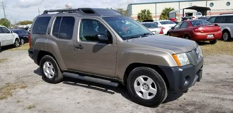 2007 Nissan Xterra for sale at Marvin Motors in Kissimmee FL