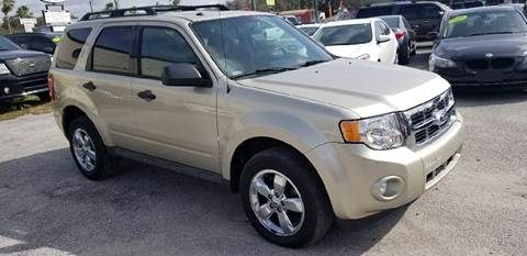 2012 Ford Escape for sale at Marvin Motors in Kissimmee FL