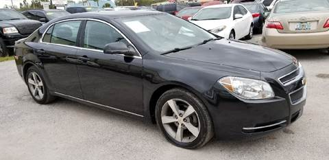 2011 Chevrolet Malibu for sale at Marvin Motors in Kissimmee FL