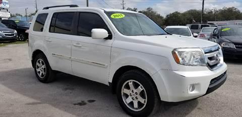2011 Honda Pilot for sale at Marvin Motors in Kissimmee FL