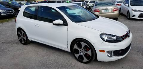 2012 Volkswagen GTI for sale at Marvin Motors in Kissimmee FL