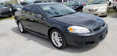 2012 Chevrolet Impala for sale at Marvin Motors in Kissimmee FL