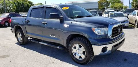 2008 Toyota Tundra for sale at Marvin Motors in Kissimmee FL
