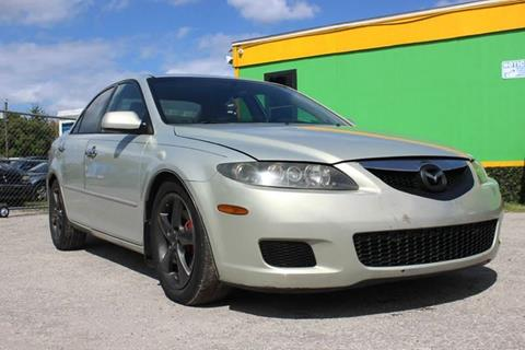 2006 Mazda MAZDA6 for sale at Marvin Motors in Kissimmee FL