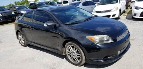 2007 Scion tC for sale at Marvin Motors in Kissimmee FL