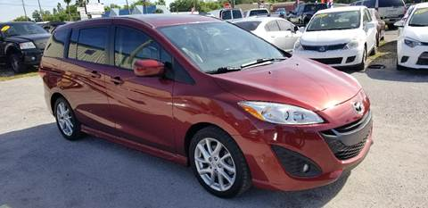 2012 Mazda MAZDA5 for sale at Marvin Motors in Kissimmee FL