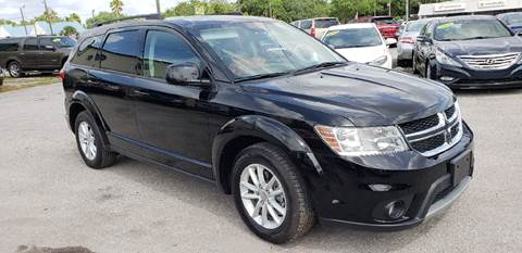 2016 Dodge Journey for sale at Marvin Motors in Kissimmee FL